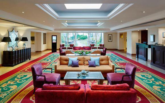 Worsley Park Marriott Hotel & Country Club 4*