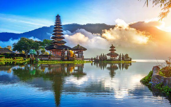 Tu viaje combinado a Bali