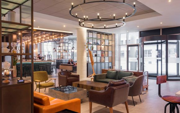 Novotel London Bridge Hotel 4*
