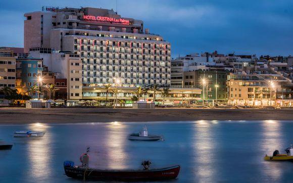 Hotel Cristina by Tigotan 5*- Solo adultos