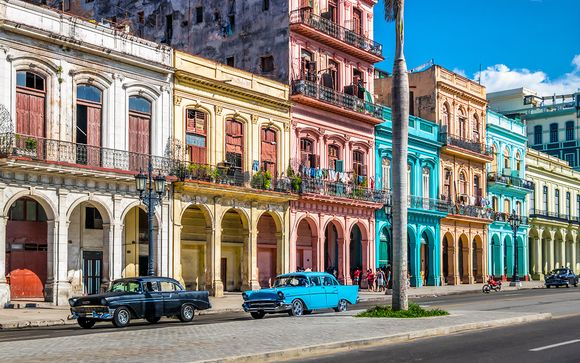 Welcome to Cuba!