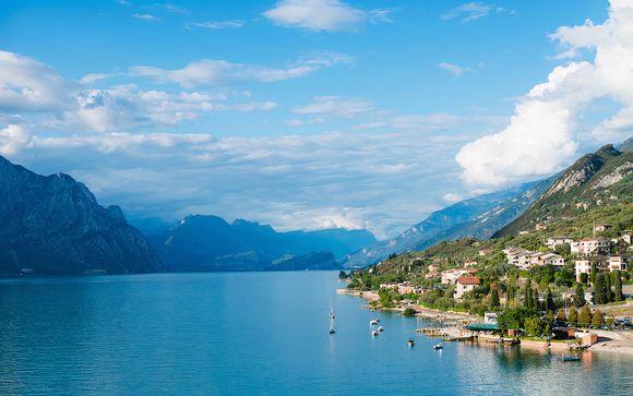 Fuga romantica sul Lago di Garda in lussuoso 5*