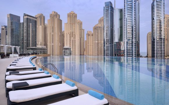 L'hotel Address Dubai Marina 5*