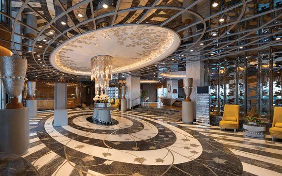 Wyndham Grand Istanbul Kalamis Marina Hotel 5*