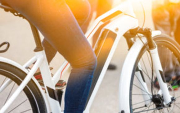 Votre demi-journée de location de vélo incluse