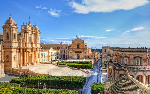 La Sicilia tra Barocco e tradizione in libertà