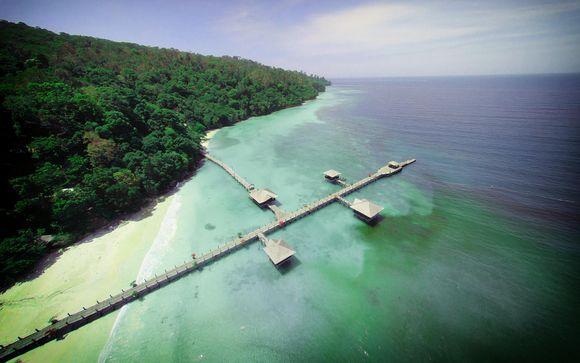 Bungaraya Island Resort & Spa 5* by Preferred Hotels & Resorts