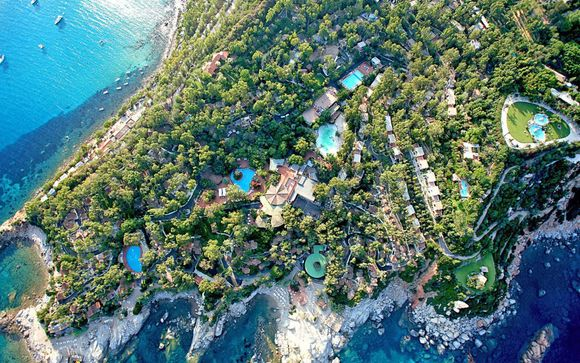 Arbatax Park Resort & Spa 4*- Cottage