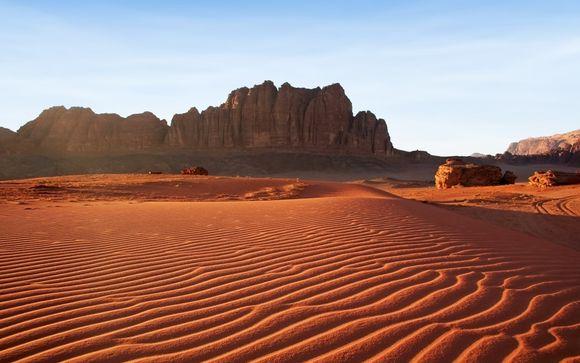 Sotto le stelle del deserto