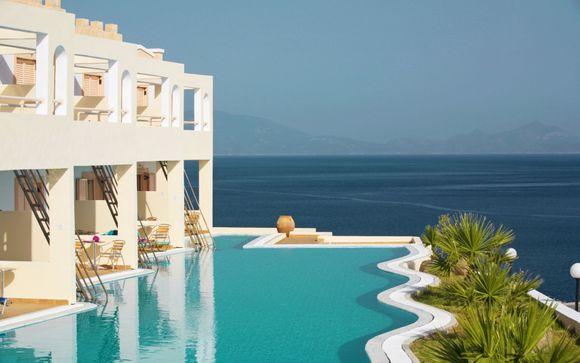 All Inclusive con vista sul Mar Egeo