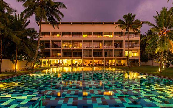 Poussez les portes de votre hôtel Taprobana Beach 4*