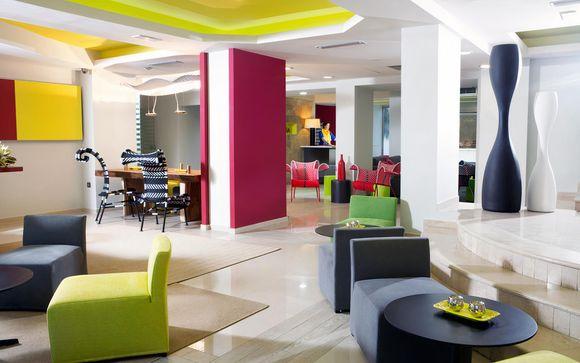 L'Aquamare City & Beach Hotel 4*