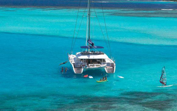 La Crociera in catamarano Seychelles Silhouette Dream Premium