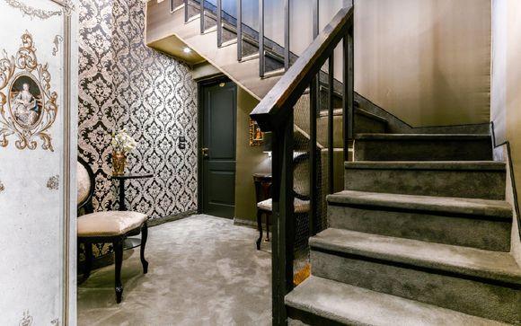 Poussez les portes de votre chambre d'hôtes Ai Cherubini