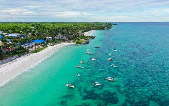 Votre extension au Jafferji Beach Retreat 4*