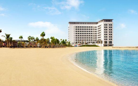 Rove La Mer Beach Dubai