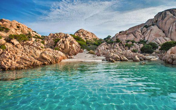 Resort 4* in mezza pensione a Posada