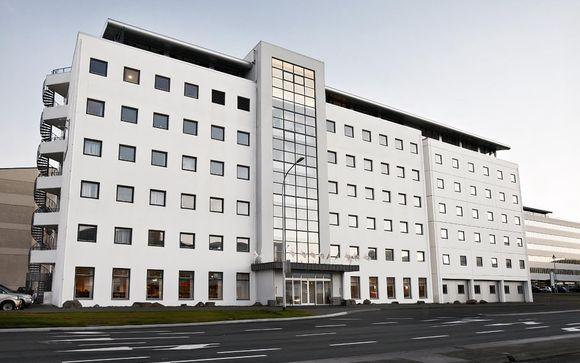 Hotel Cabin Reykjavik