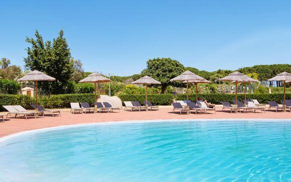 Vacanza in Resort 4* con vantaggiosa Tessera Club