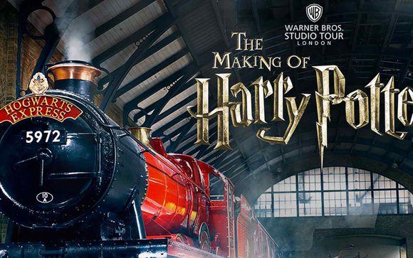 DoubleTree by Hilton Hotel London Victoria & Harry Potter Studio Tour