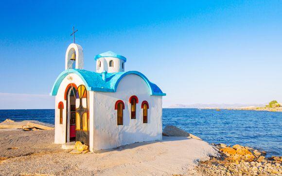 Creta, en Grecia, te espera
