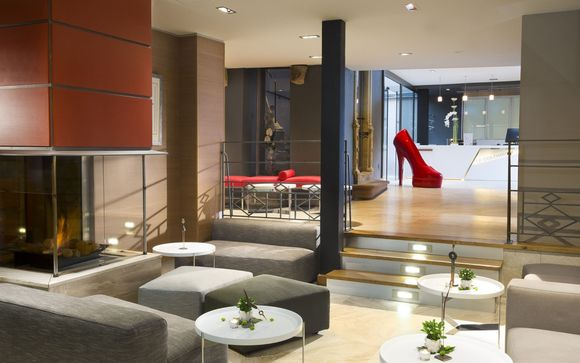 L'hotel 4* Le Colombier