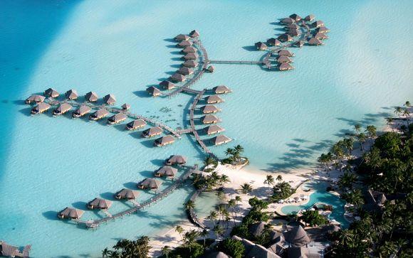 Poussez les portes de l'hôtel Bora Bora by Pearl Resort 4*