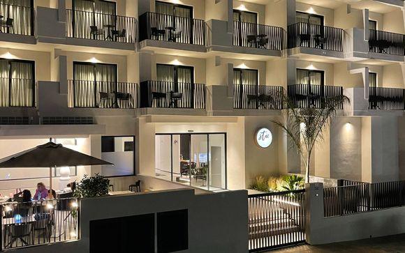 Stic Urban Hotel & Spa 4*