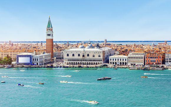 Lusso e design a 4* a pochi passi da Piazza San Marco