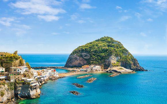Un posto al sole sull'isola più bella del Golfo di Napoli