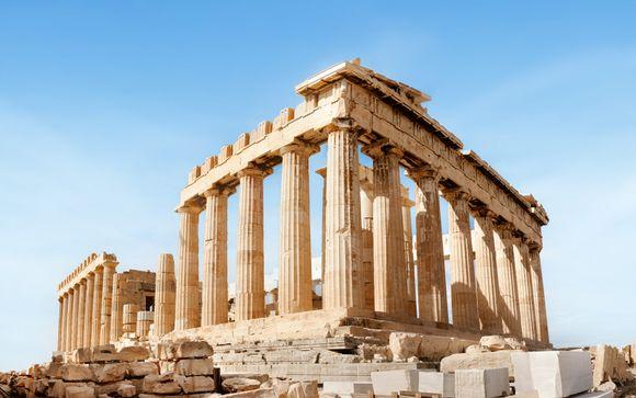Fuga ellenica nella capitale e nelle Cicladi