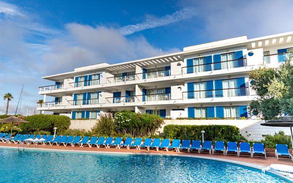 Marina Club Lagos Resort 4*