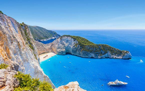 Zante, en Grecia, te espera