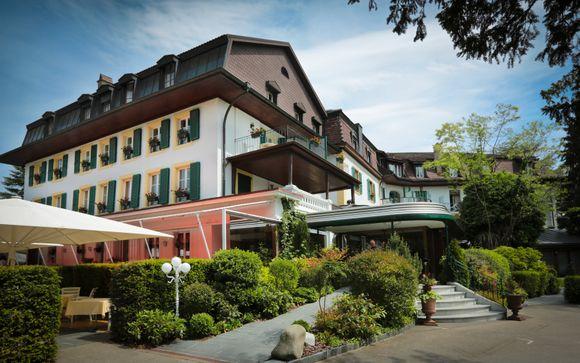 Relax, terme e benessere sul lago di Neuchâtel