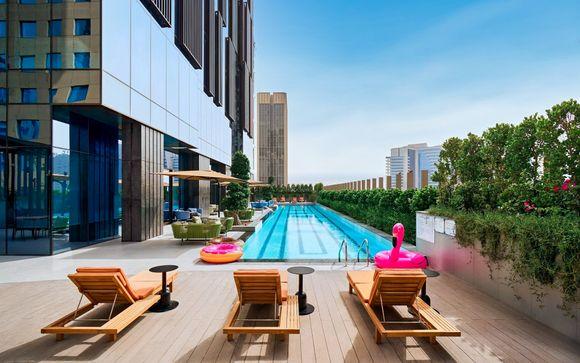 Expo 2020: Hotel moderno nel cuore di Business Bay