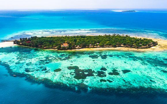 Excursion Prison Island
