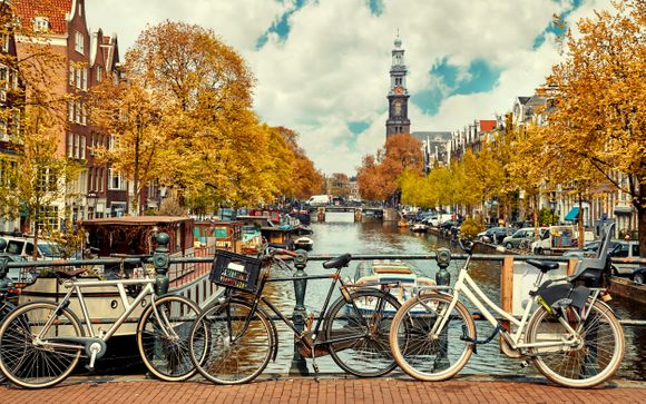 Willkommen in Amsterdam