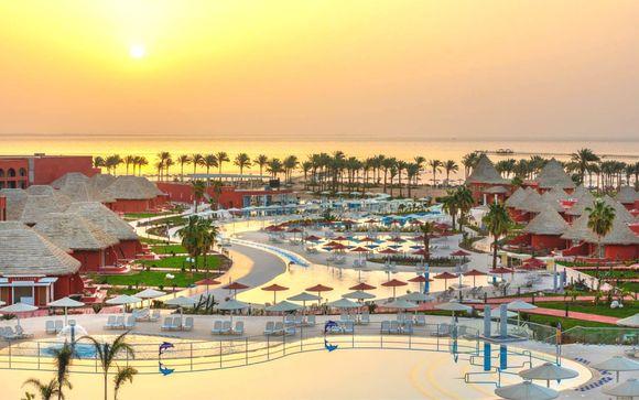 All Inclusive su resort fronte mare