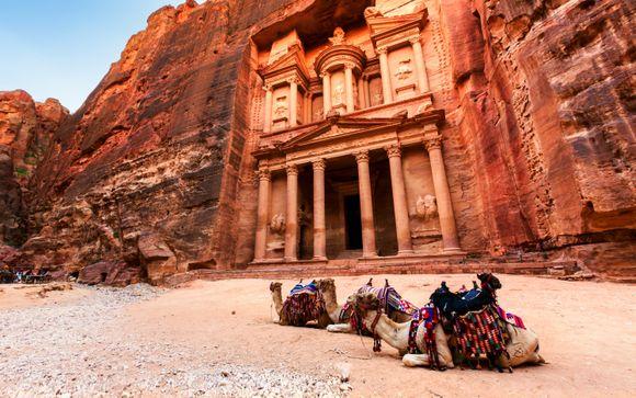 Scoperta dei più bei paesaggi lungo il Mar Morto