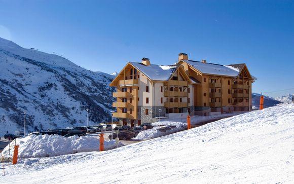Charme e relax ai piedi delle piste da sci