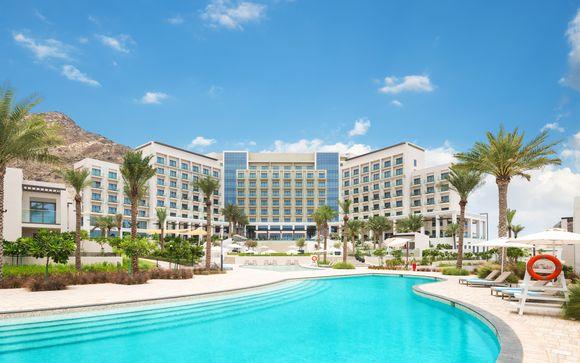 Fuga di lusso con upgrade, Spa e spiaggia privata