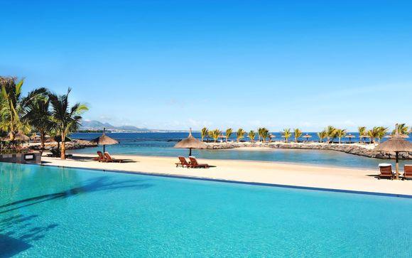 All Inclusive in Resort con Spa e vista sull'Oceano Indiano