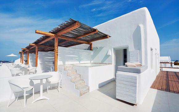 Rocabella Santorini Hotel & Spa 4*