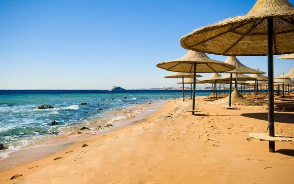 Ultra All Inclusive sulla costa della Penisola del Sinai