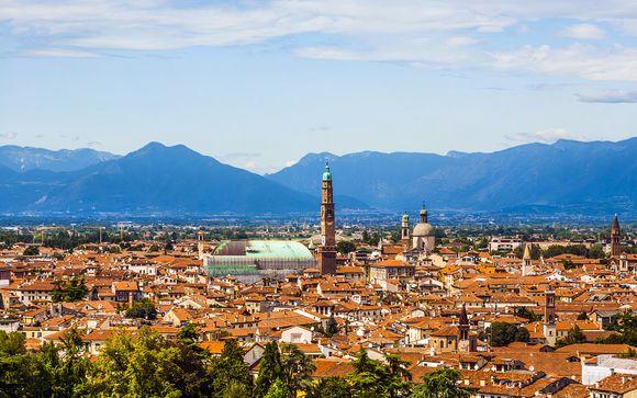 Eleganza e modernità nella città del Palladio