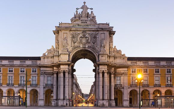 Lisboa, en Portugal, te espera