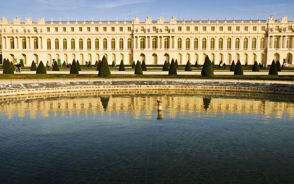 Versalles, en Francia, te espera