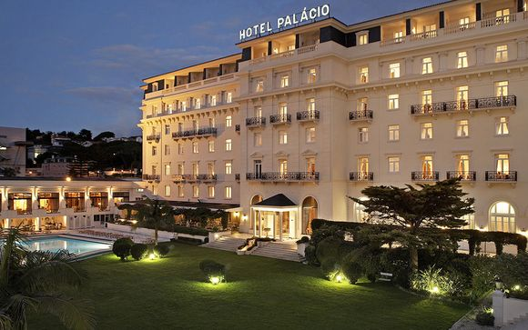 Palacio Estoril Hotel Golf & Spa 5*
