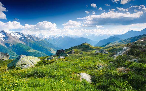 Natura e All Inclusive a 4* sulle Alte Alpi a Briançon