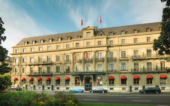 Hotel Metropole Geneva 5*